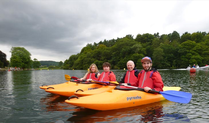 Kayaking Courses in the Lake District