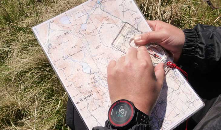 Map Reading and Navigation Courses
