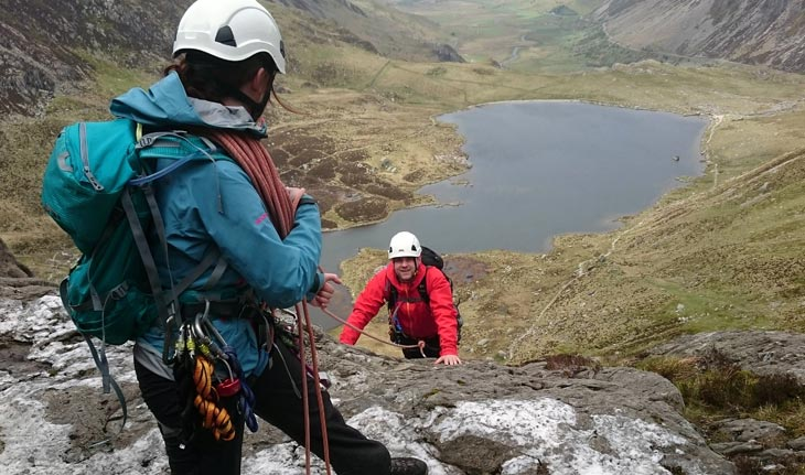 Scrambling Courses & Guided Days