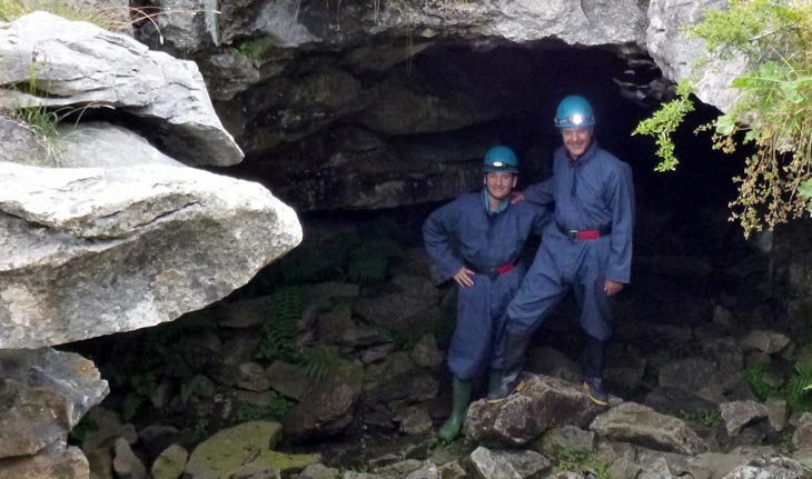 Caving groups in the Yorkshire Dales and Lake District