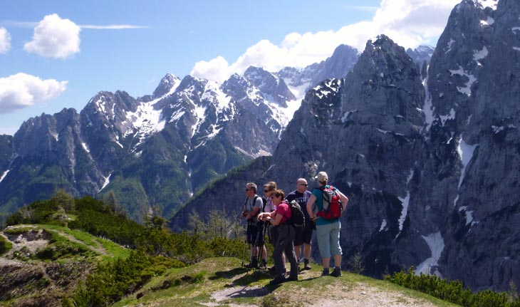 Julian Alps Holiday Activities